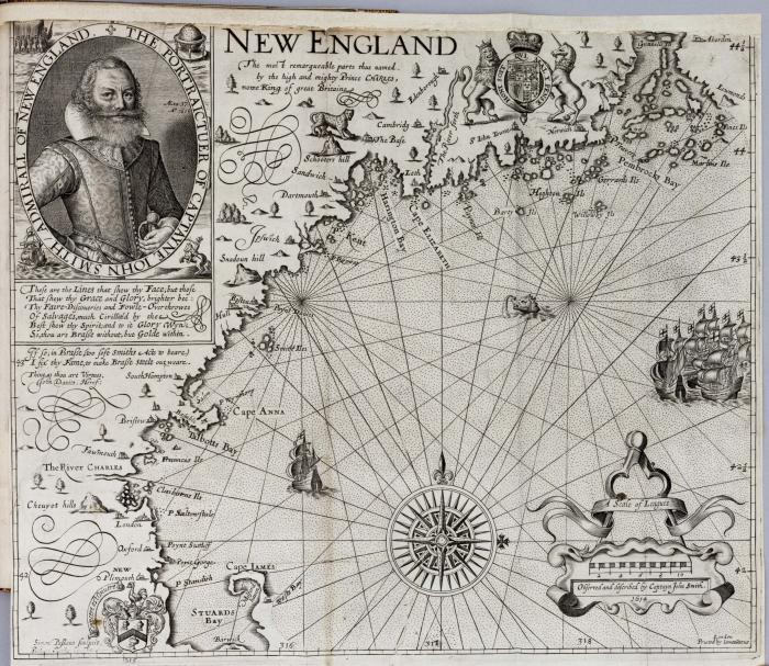 The Generall Historie of Virginia, New-England, and the Summer Isles
