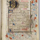 Thumbnail for Book of Hours (Sarum use)