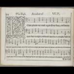 Thumbnail for Bassus of the Whole Psalmes in Foure Partes