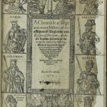 Thumbnail for A Chronicle at Large and Meere History of the Affayres of Englande and Kinges...