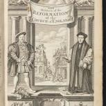 Thumbnail for The History of the Reformation of the Church of England: in Two Parts.